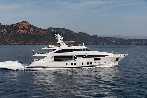Yacht JACOZAMI (Fast 125)