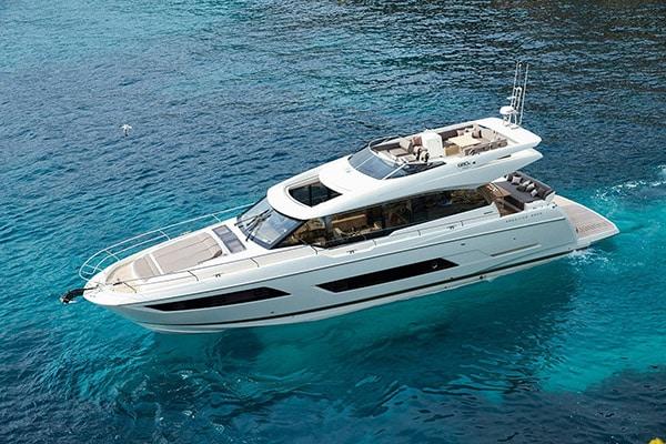 Yacht Prestige 680S
