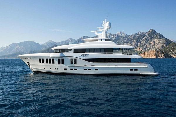 Yacht RUYA (Alia Yacht Custom)