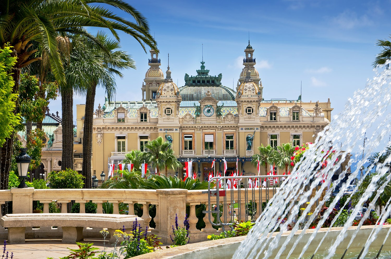 Casino de Monte-Carlo à Monaco